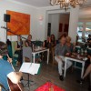 Finissage im feliz. 26.7.2014. OAKFISH